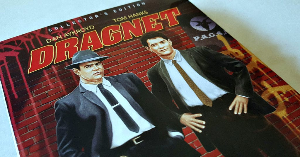 dragnet movie collectors edition
