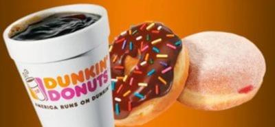 Dunkin Donuts Gift Card