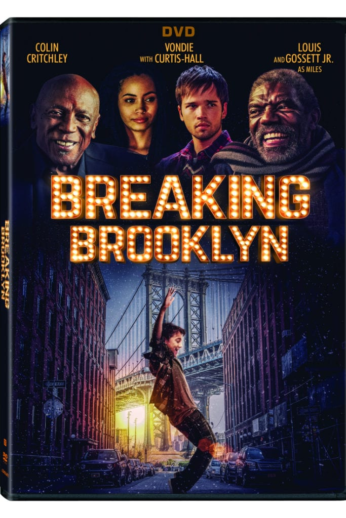 dvd breaking brooklyn