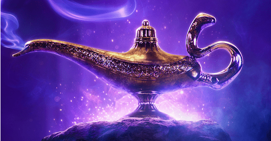 feature Aladdin Teaser Poster