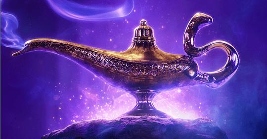 feature Aladdin Teaser Poster