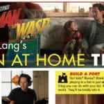 Ant Man Fun Tips from Scott Lang
