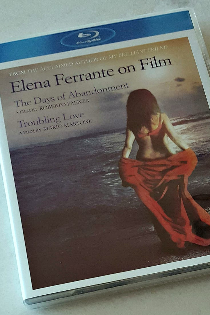 Elena Ferrante on Film Blu-ray Set