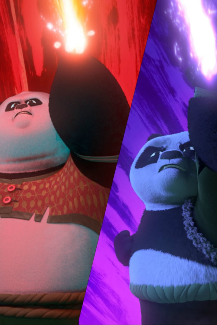 Kung Fu Panda Paws Of Destiny Mama Likes This