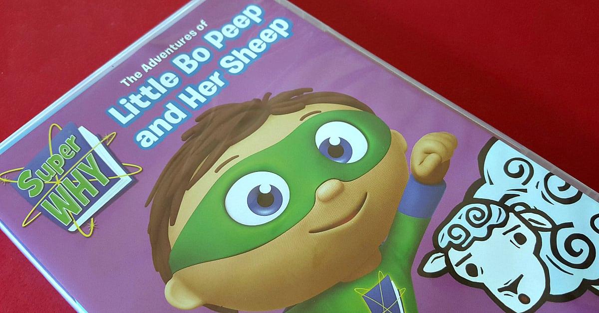 pbs little bo peep dvd
