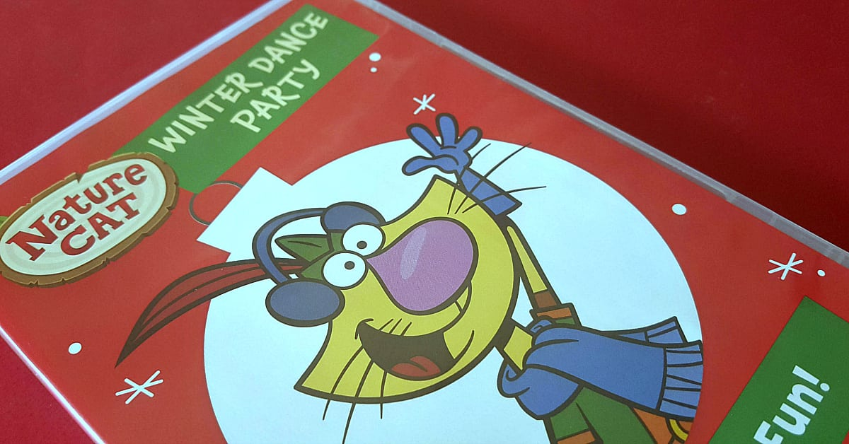 pbs nature cat dance party