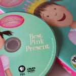 Pinkalicious and Peterrific DVD from PBS Kids