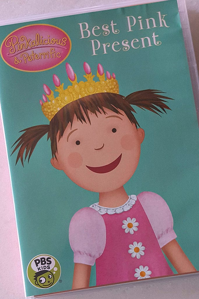 Pinkalicious And Peterrific Dvd From Pbs Kids Mama Likes
