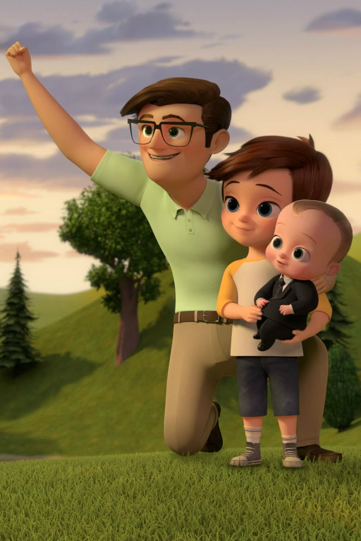Netflix Boss Baby Season 2 Back in Business