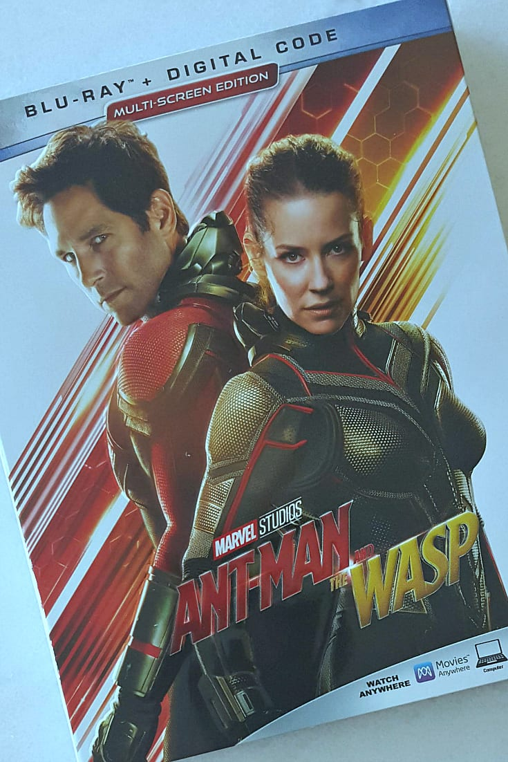 pin bluray ant man