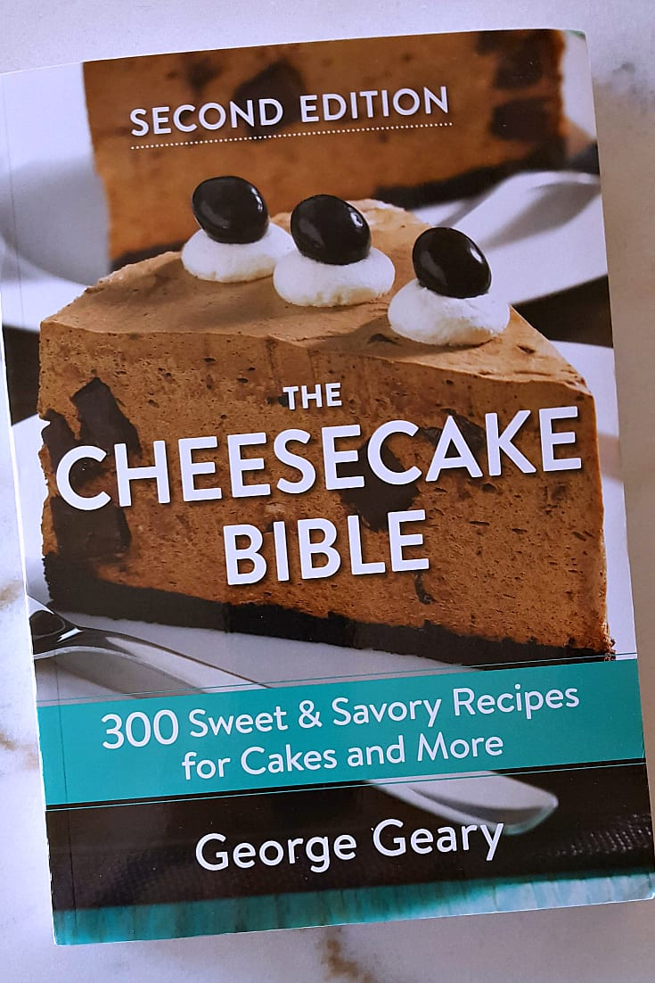The Cheesecake Bible Cookbook