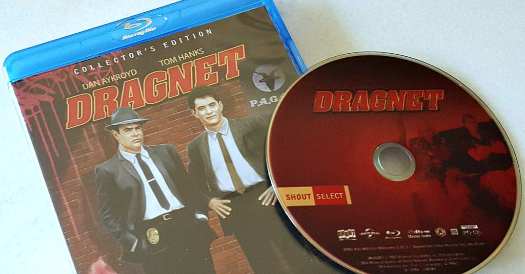 shout select dragnet bluray