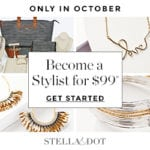 Stella and Dot Bonus for New Stylists