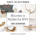 Stella and Dot Bonus for New Stylists