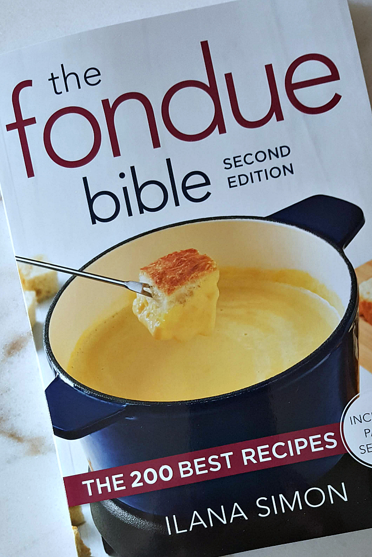 the fondue bible pin
