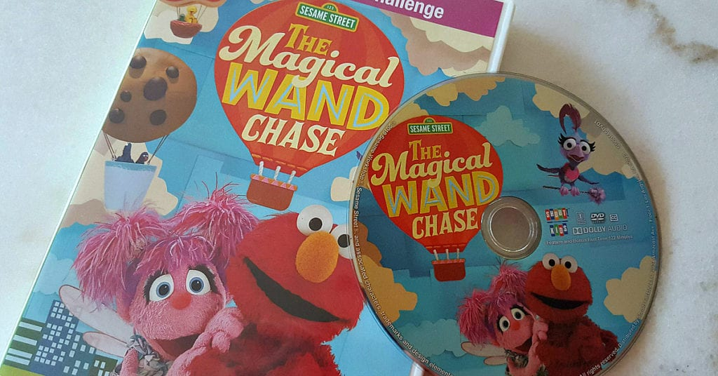 the sesame street magical wand chase