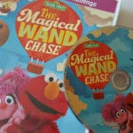 Sesame Street Magical Wand Chase DVD Giveaway