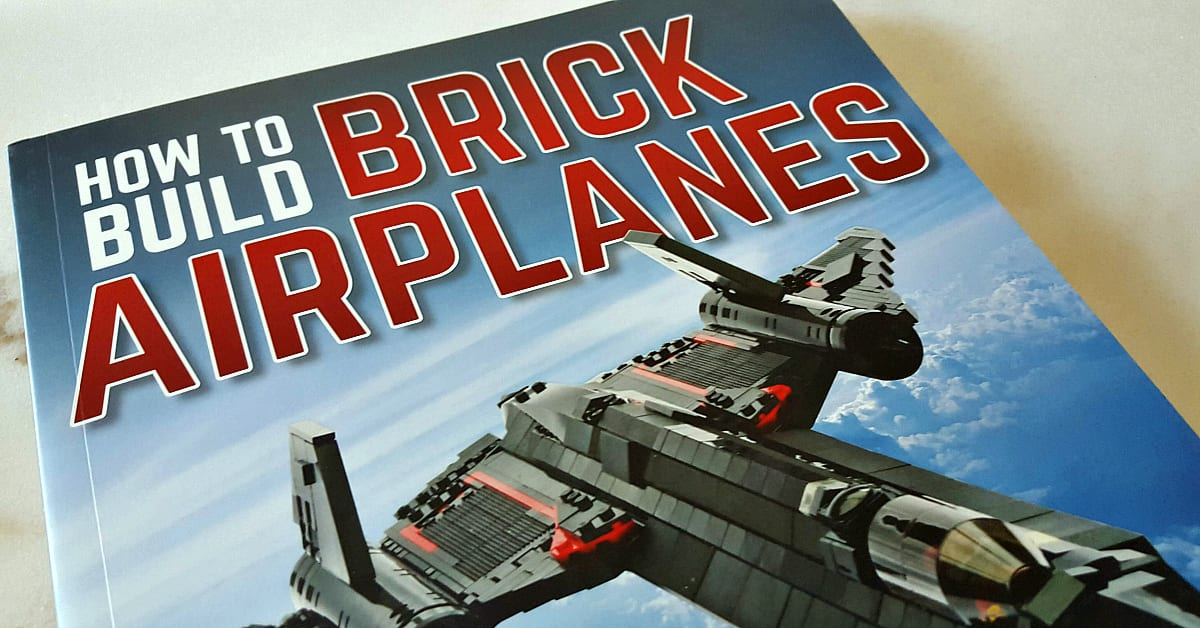 2 brick airplanes