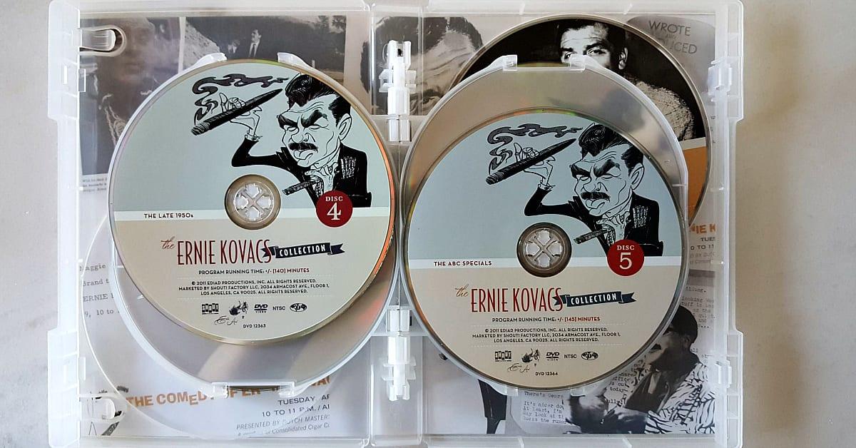 2 kovacs dvds