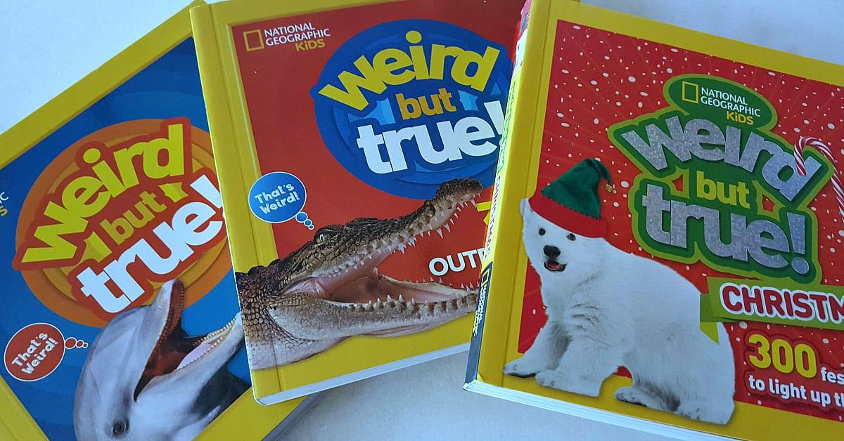 3 nat geo kids books