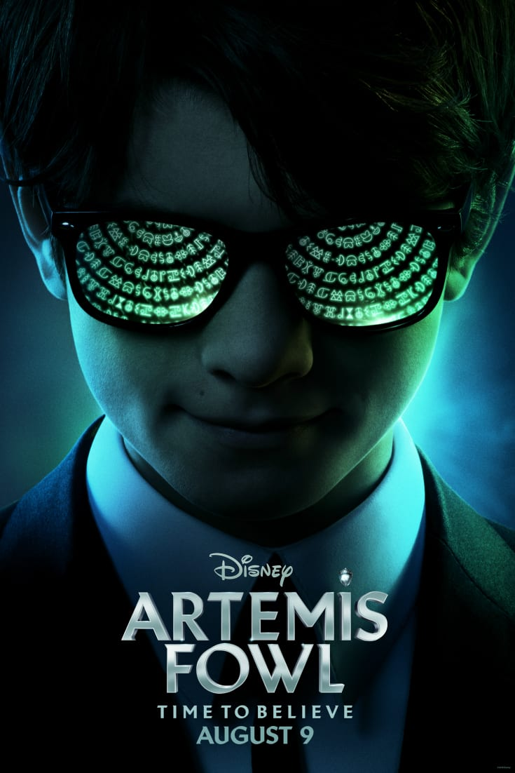 Disney Artemis Fowl Poster and Teaser Trailer