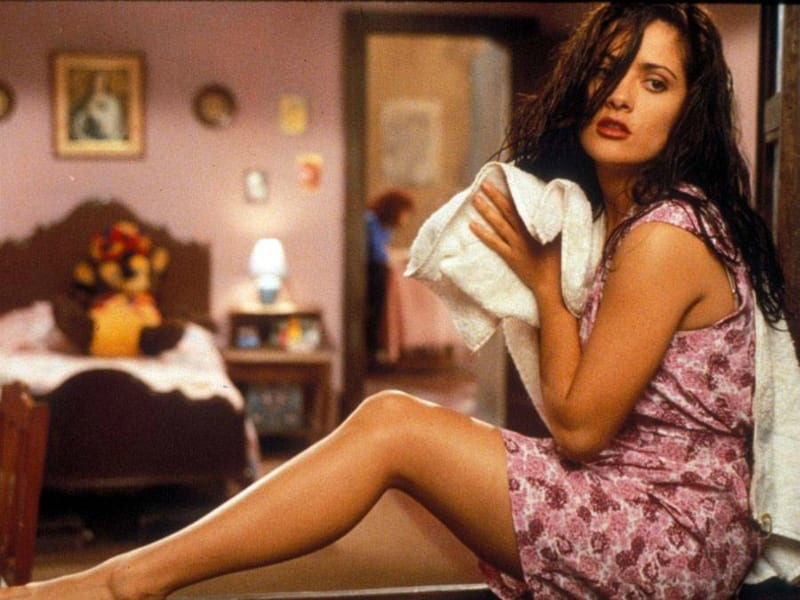 Salma Hayek in Midaq Alley (1995)