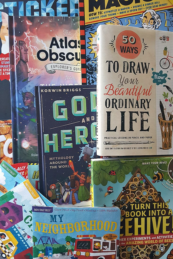 Holiday Gift Guide - Books For The Whole Family