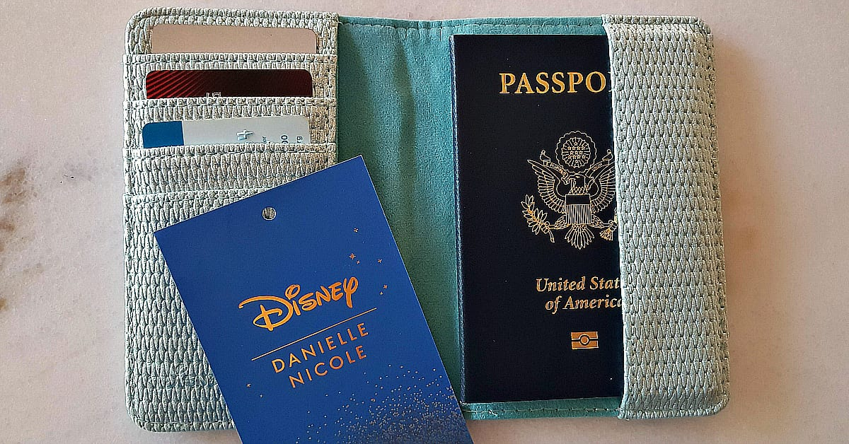 disney ariel passport 1