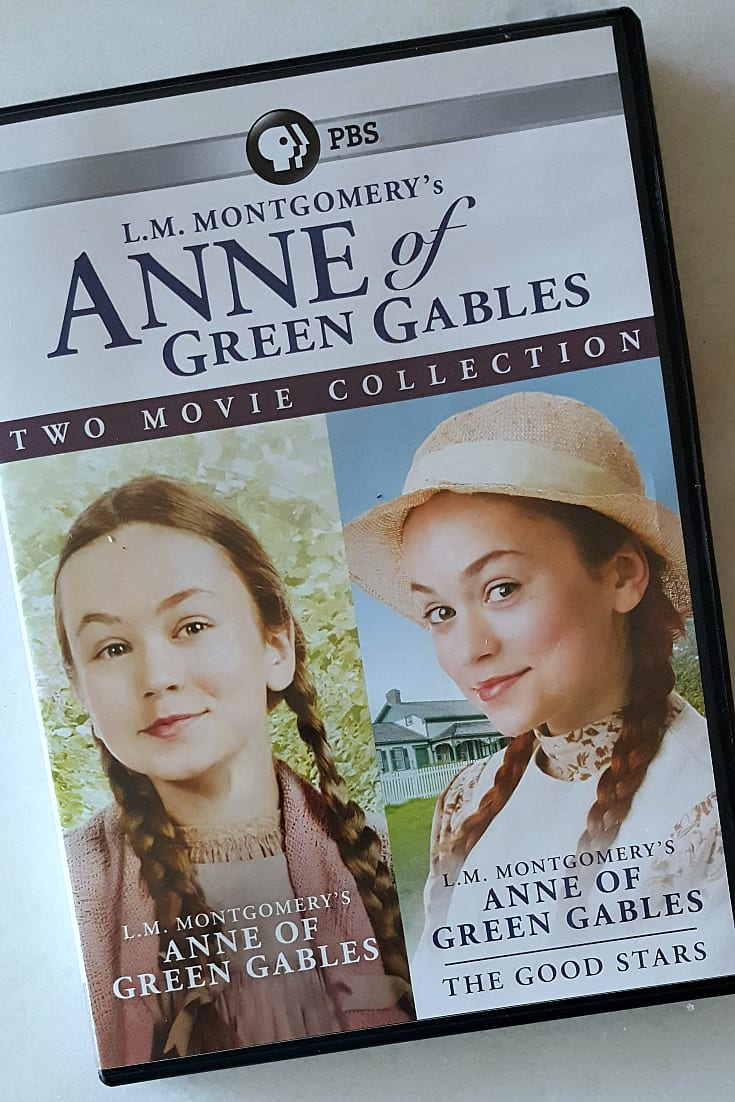 dvd anne collection pbs