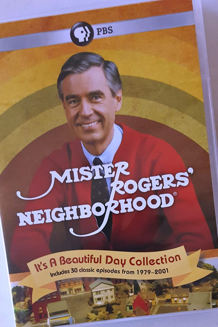dvd pbs mister rogers