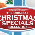Christmas Specials Blu-ray Collection Giveaway