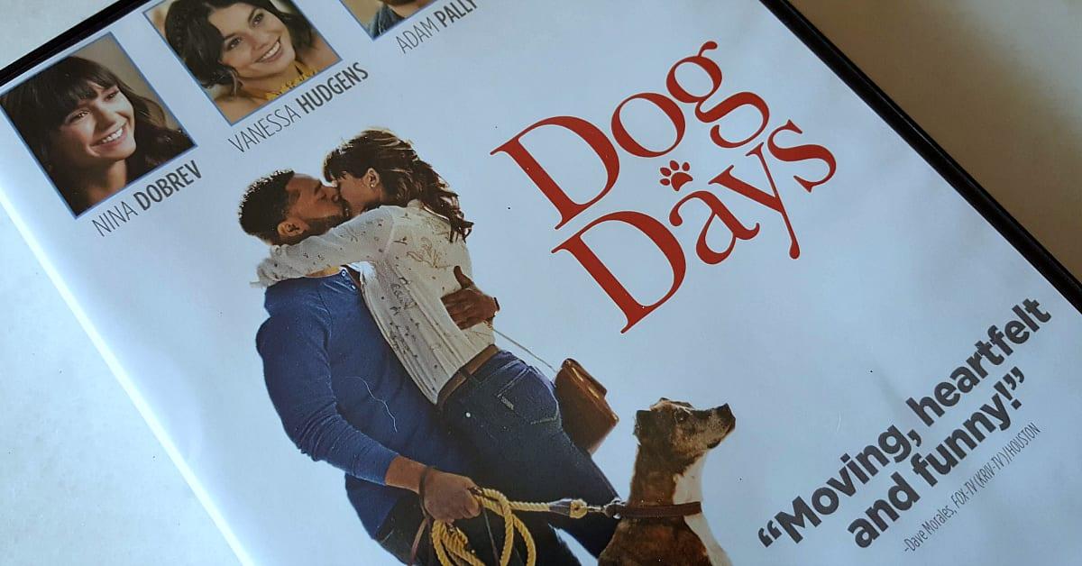 feature dog days movie