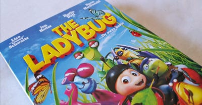 feature dvd the ladybug