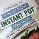 Instant Pot Cookbook – 150 Recipes