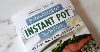 feature instant pot cookbook