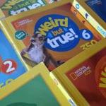 Nat Geo Kids Books – Weird But True