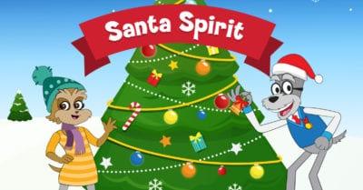 feature santa spirit