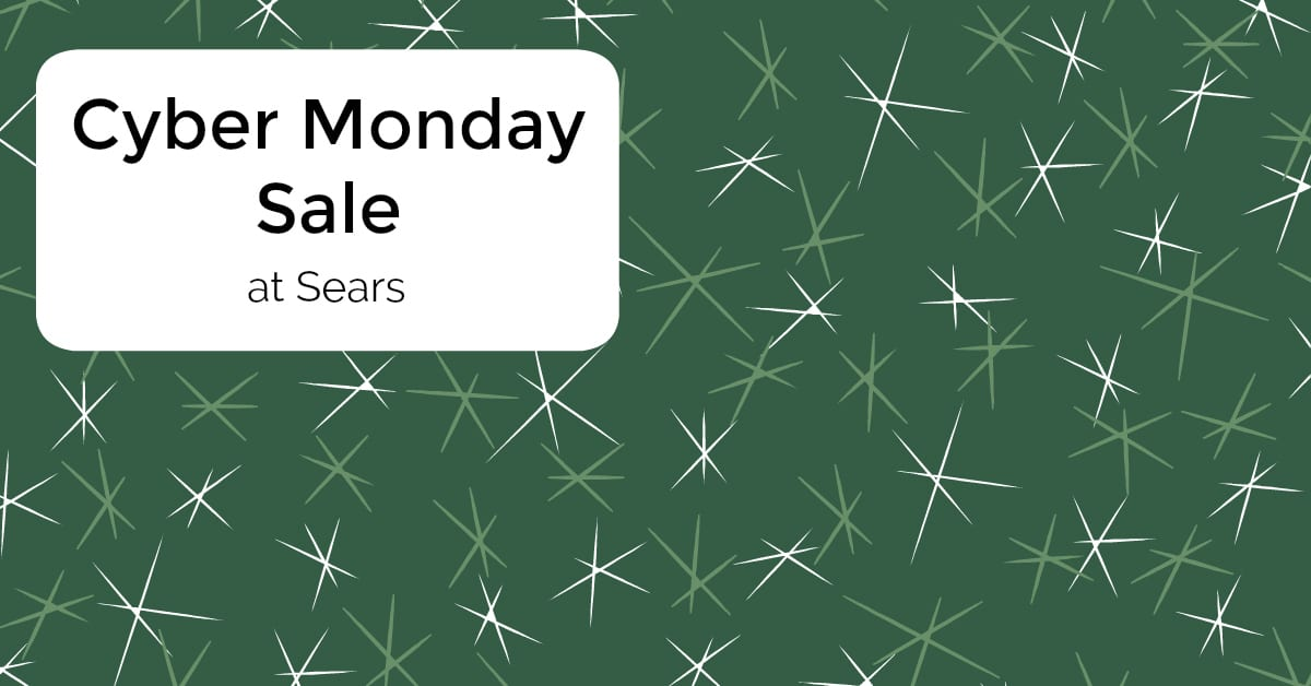 feature sears cyber monday