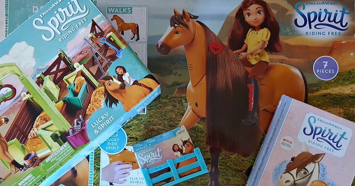 feature spirit riding free holiday gift guide