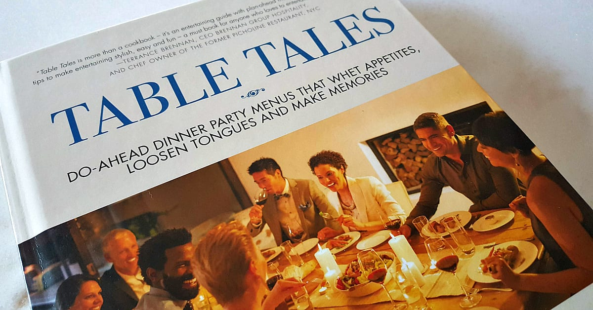 feature table tales cookbook