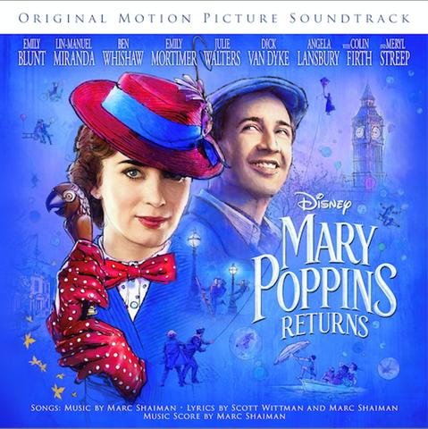 mary poppins soundtrack