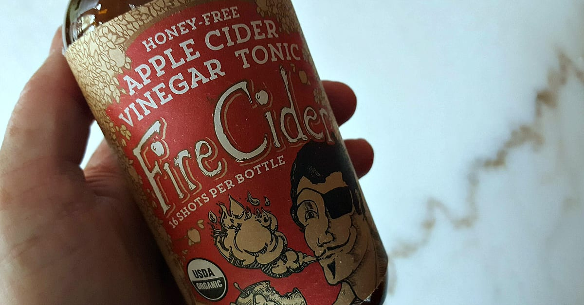 newhope apple cider fire