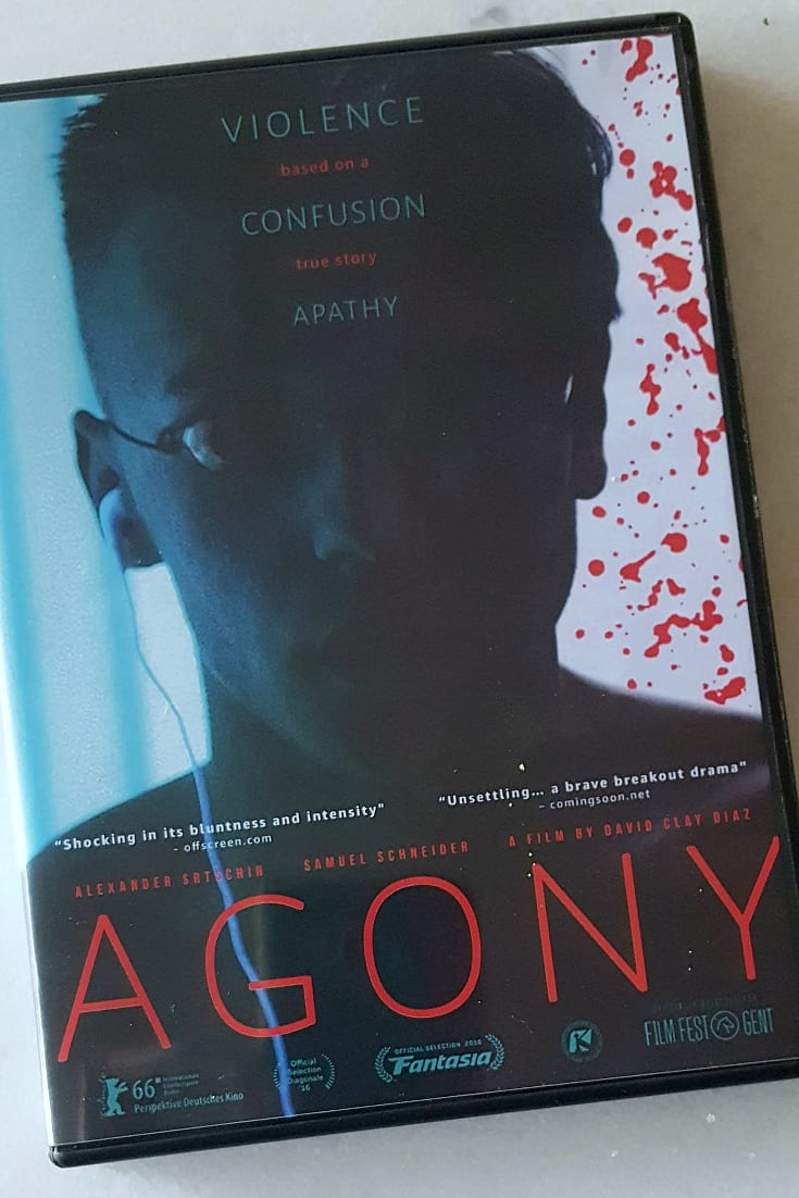 pin agony dvd movie agonie