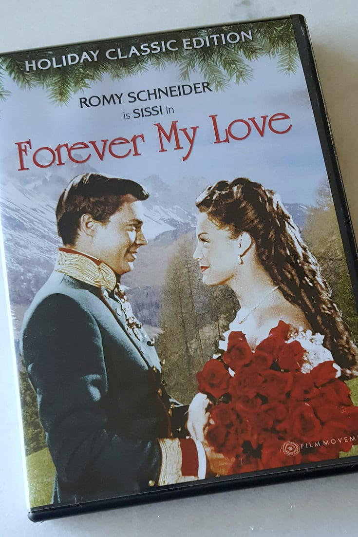 pin forever my love dvd
