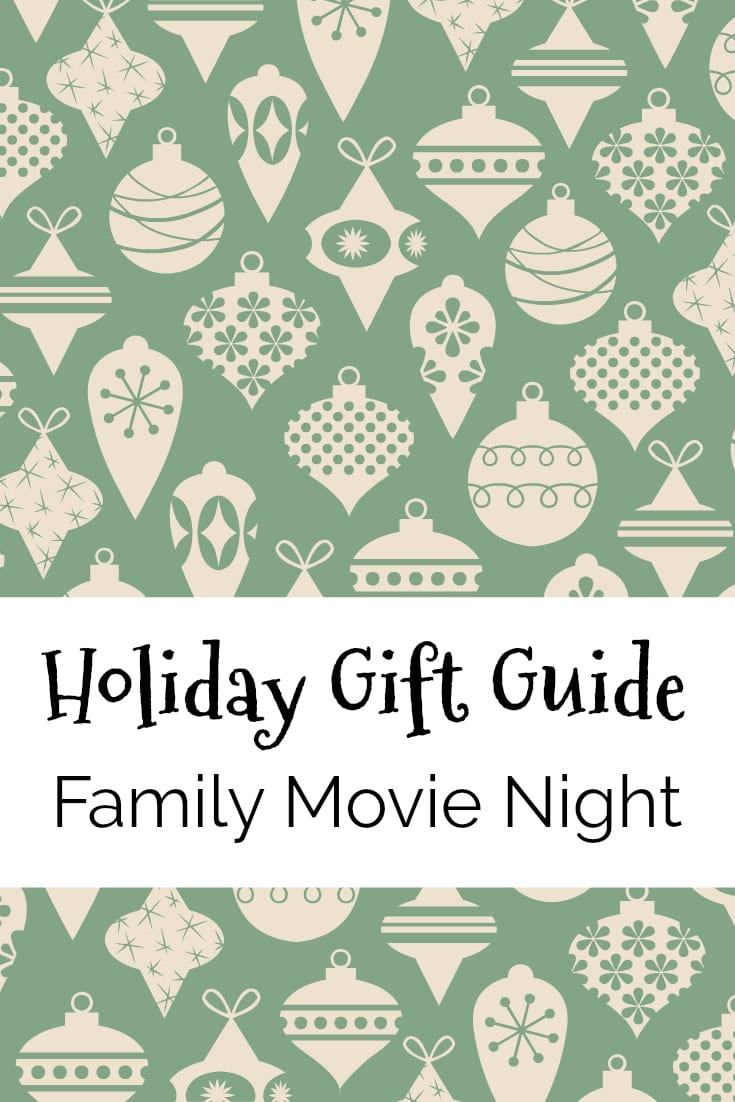 pin holiday gift guide family movie night