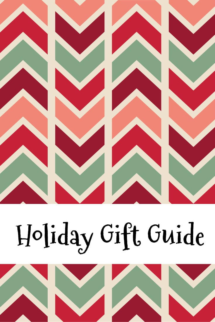 pin holiday gift guide