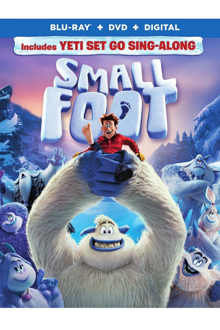 pin smallfoot movie