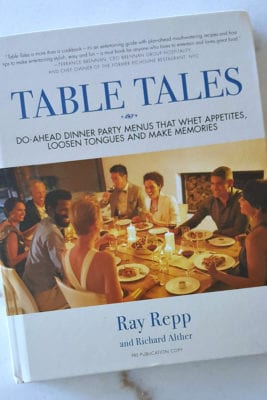 table tales dinner party cookbook
