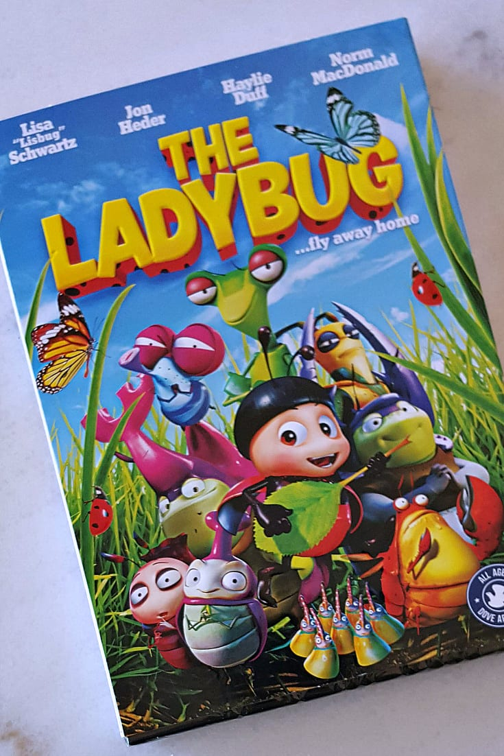 The Ladybug DVD