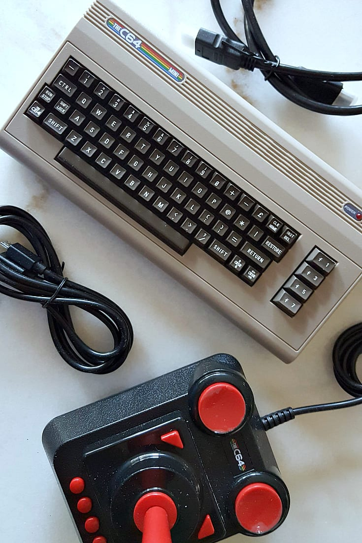 THEC64 Mini Retro Gaming Computer